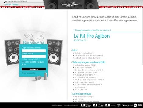 Le Kit Pro AgiSon