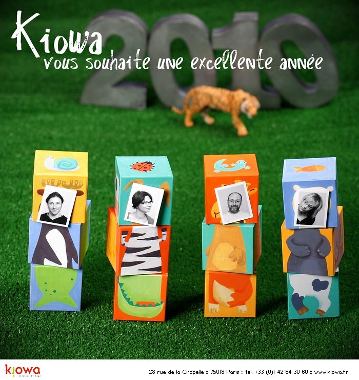 Vœux Kiowa 2010
